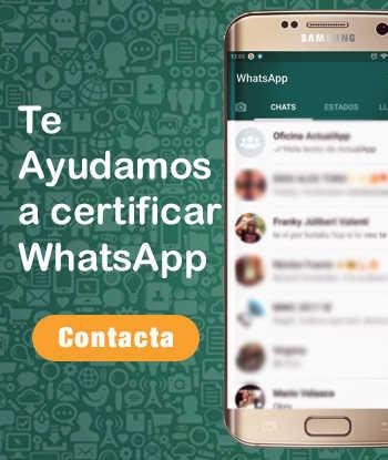 certificar conversaciones whatsapp perito informatico