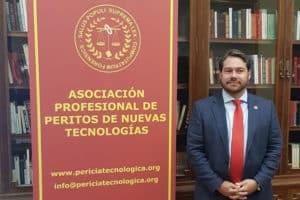 Ángel González - Perito Informático